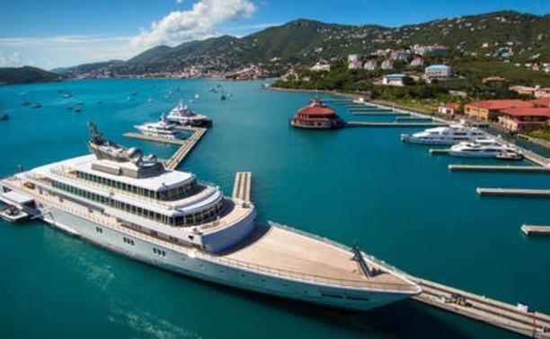 actualit s nautisme les 10 plus grands yachts du monde. Black Bedroom Furniture Sets. Home Design Ideas