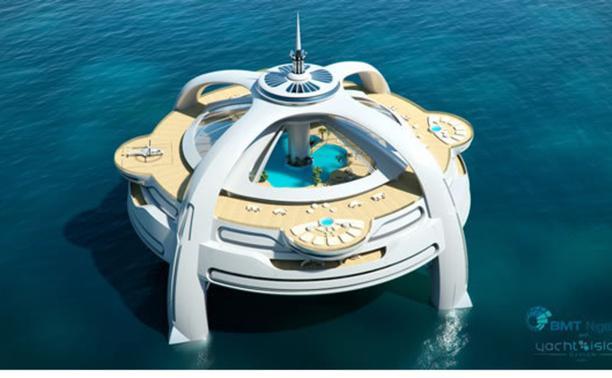 actualits nautisme yachts les projets les plus fous et les plus chers. Black Bedroom Furniture Sets. Home Design Ideas