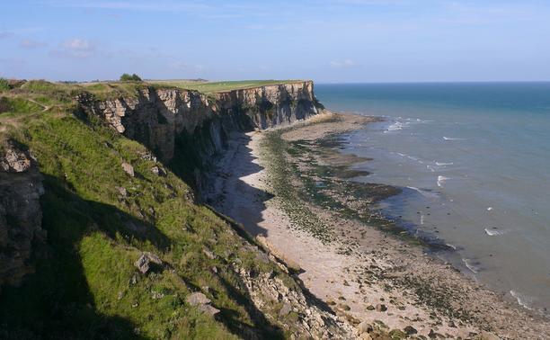 Actualités Nautisme : Falaises et sable fin pour un week-end en Calvados