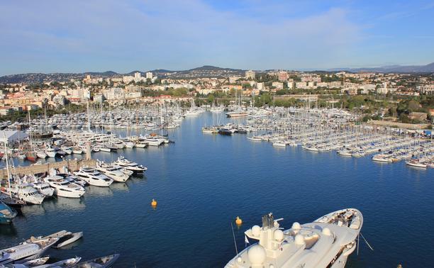 Actualits nautisme les yachts et superyachts au rendez - Le transat antibes ...