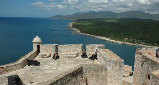 Une Visite De Limposant Chteau San Pedro La Roca Del Morro Inscrit Au Patrimoine Mondial LHumanit Par LUNESCO Simpose Wikipedia