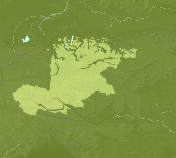 Carte Meteo montagne - Salzbourg