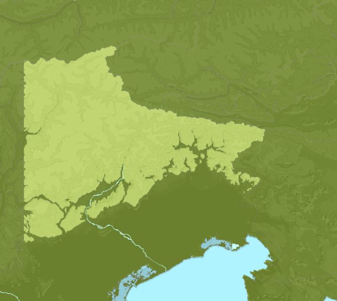 Carte Meteo montagne - Alpes Orientales