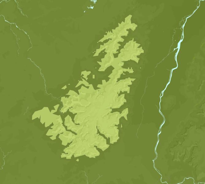 Carte Meteo montagne - Vosges
