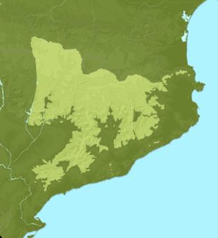 Carte Meteo Pyrénées Catalanes