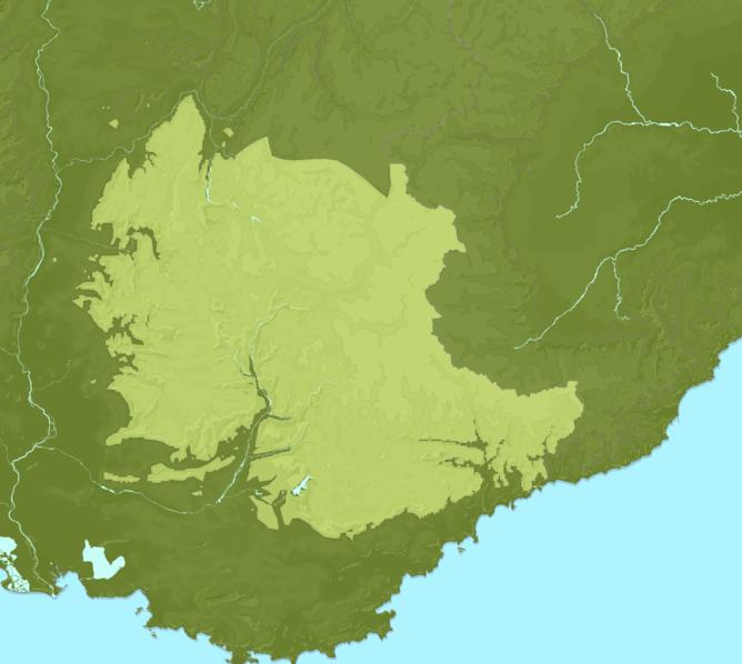 Carte Meteo montagne - Alpes du Sud