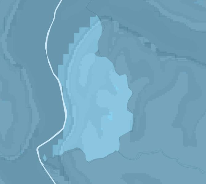 Carte Meteo montagne - Alpes