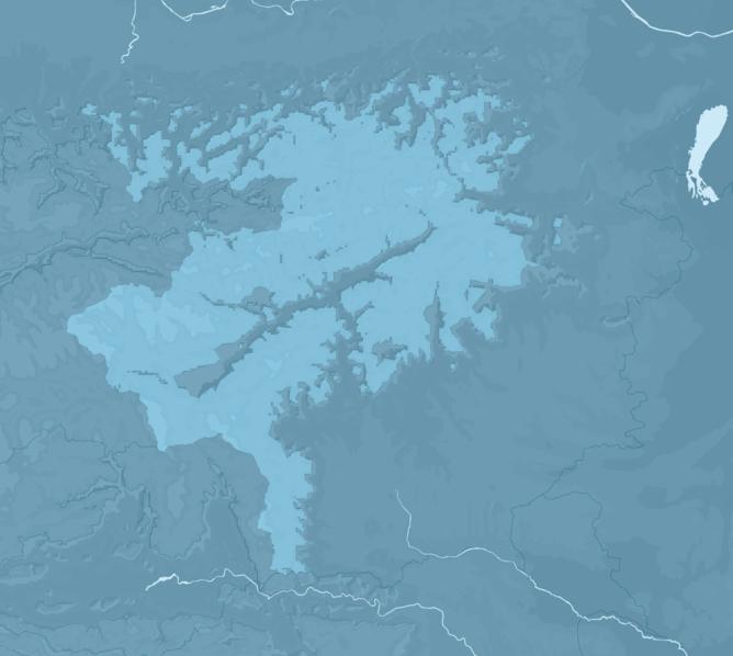 Carte Meteo montagne - Préalpes