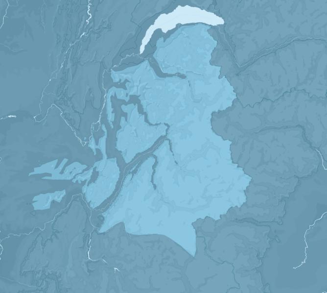 Carte Meteo montagne - Alpes du Nord