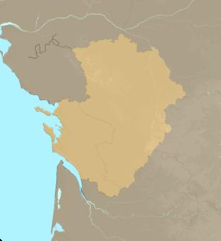 Carte Meteo Poitou-Charentes