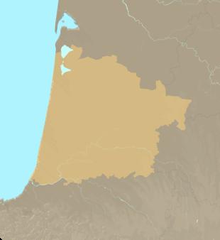 Carte Meteo Landes