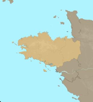 Carte Meteo Bretagne