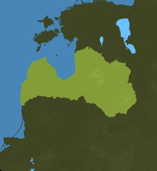 Carte Meteo Lettonie