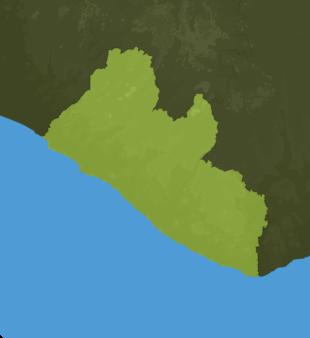 Carte Meteo Libéria