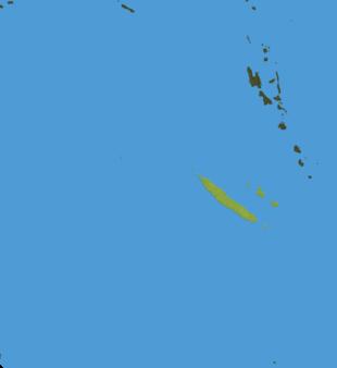 Carte Meteo Nouvelle-Calédonie