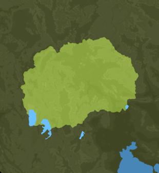 Carte Meteo Macédoine