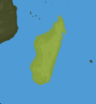 Carte Meteo Madagascar