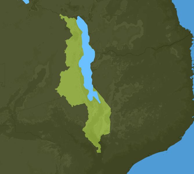 Carte Meteo Malawi