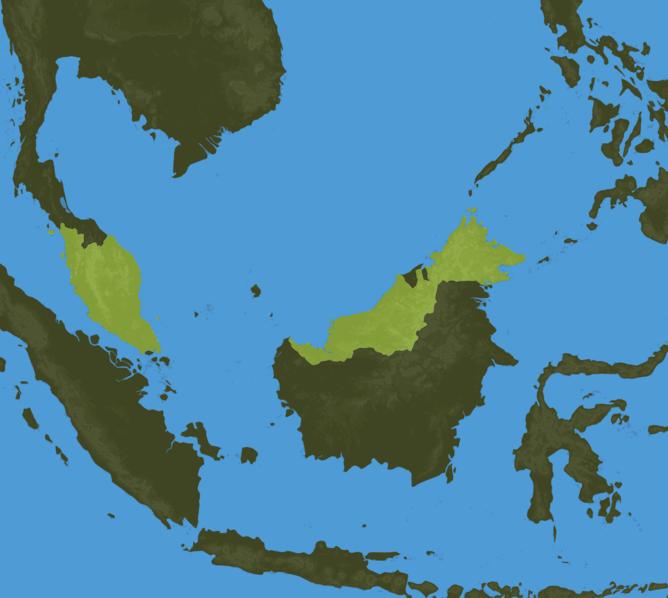 Carte Meteo Malaisie