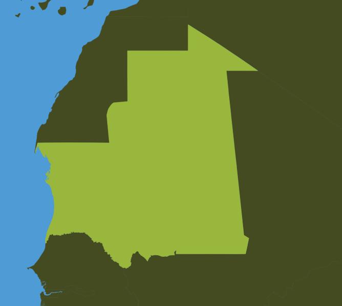 Carte Meteo Mauritanie