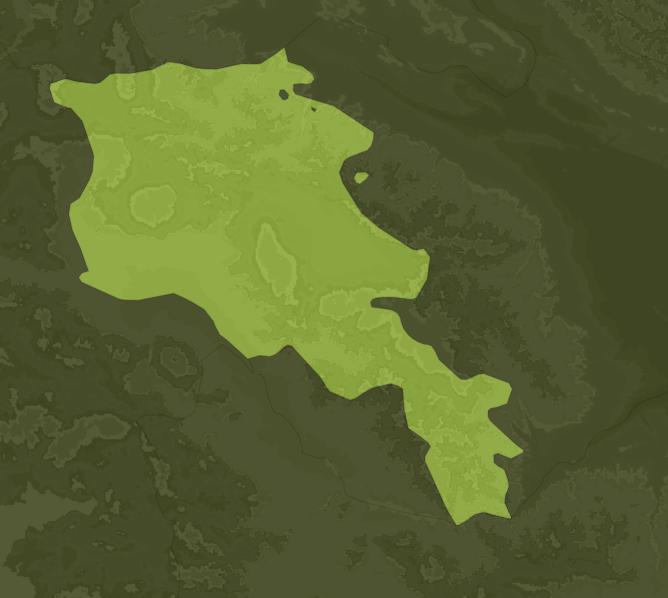 Carte Meteo Arménie