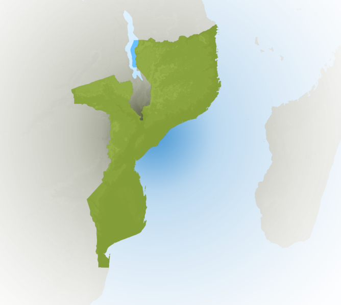 Carte Meteo Mozambique