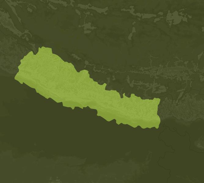 Carte Meteo Népal