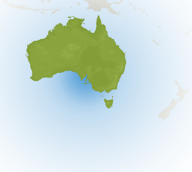 Carte Meteo Australie
