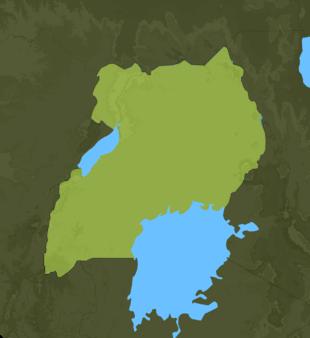Carte Meteo Ouganda