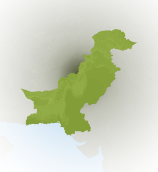 Carte Meteo Pakistan