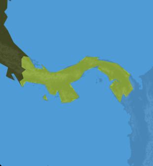 Carte Meteo Panama