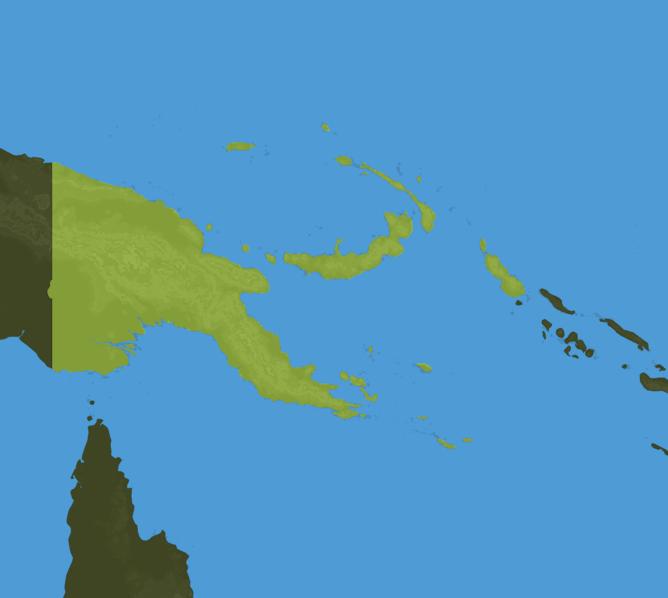 Carte Meteo Papouasie-Nouvelle-Guinée