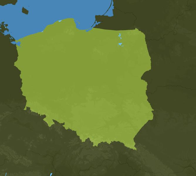 Carte Meteo Pologne