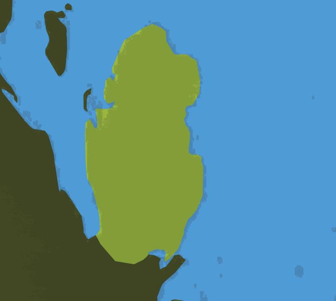 Carte Meteo Qatar