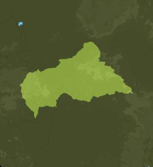 Carte Meteo République Centrafricaine