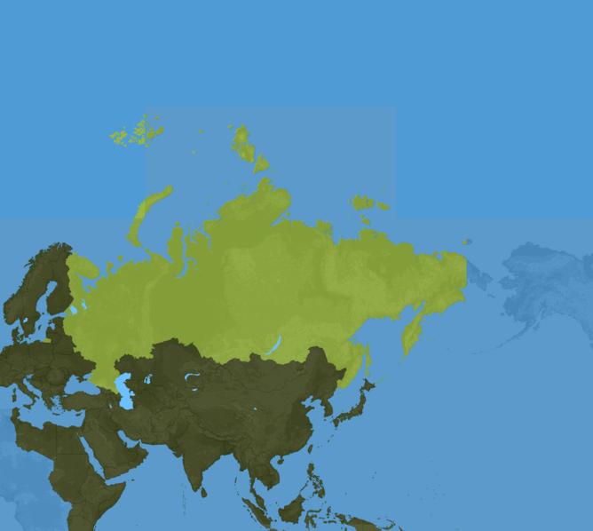 Carte Meteo Russie