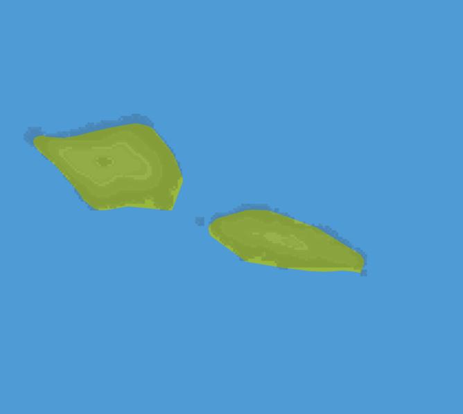Carte Meteo Samoa