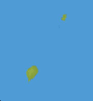 Carte Meteo Sao-Tomé et Principe