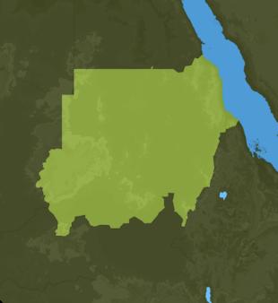 Carte Meteo Soudan