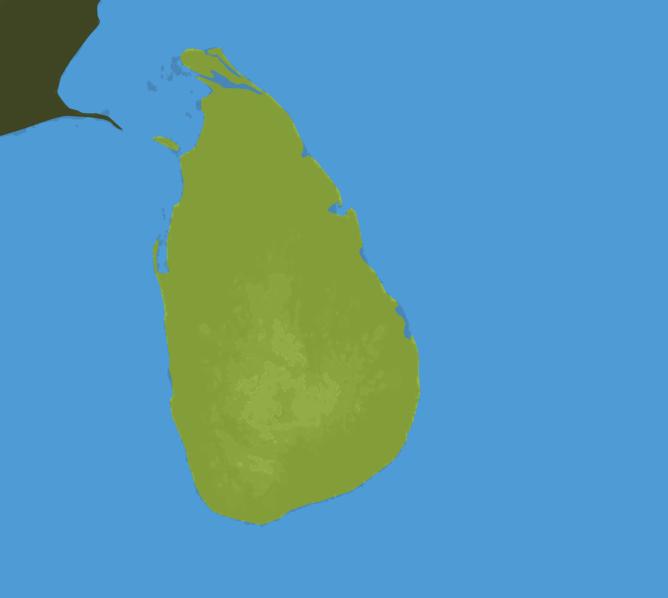 Carte Meteo Sri Lanka