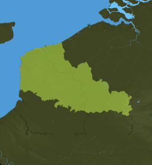 Carte Meteo Nord-Pas-de-Calais