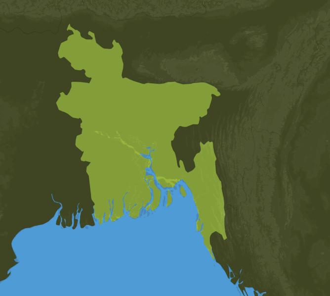 Carte Meteo Bangladesh