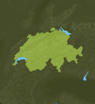 Carte Meteo Suisse