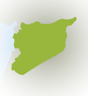 Carte Meteo Syrie