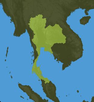 Carte Meteo Thaïlande