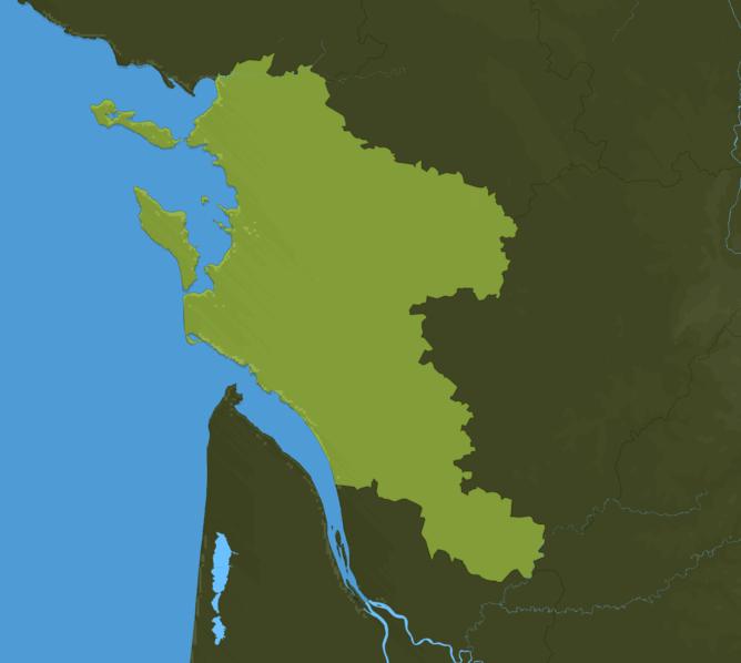 Carte Meteo Charente-Maritime