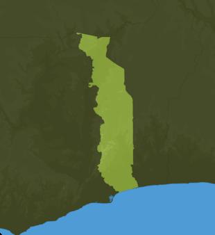 Carte Meteo Togo