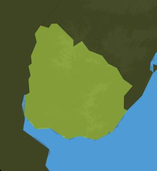 Carte Meteo Uruguay