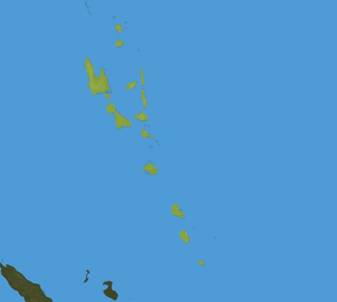 Carte Meteo Vanuatu