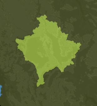 Carte Meteo Kosovo